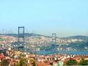 Мостът Ататюрк, Истанбул, Турция