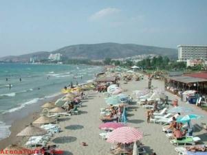 Baradan bay beach