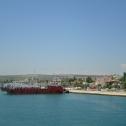 Гелиболу пристанище, ферибот