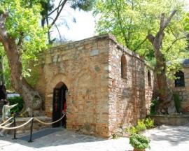 Къщата на Дева Мария край Ефес, Турция
