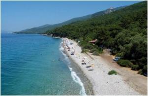 National park beaches