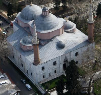 Бурса- зеленият турски град